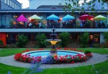 Restaurant Dublin Entrance