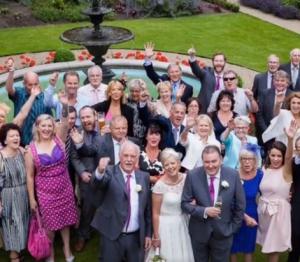 wedding round room Dublin city center