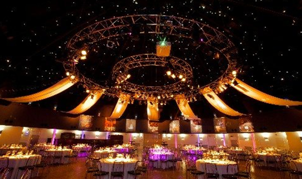 events at the round room