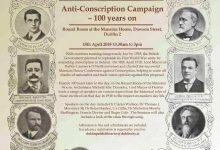 anti conscription conference