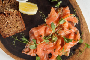 Howth Smoked Irish Salmon