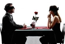 Dining in the Dark|Blind Date|Romance