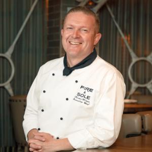 Richie Wilson Dublin Worlds Steak Challenge Fire Restaurant 2019