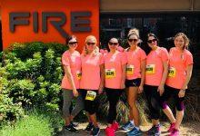 woman mini marathon dublin 2019